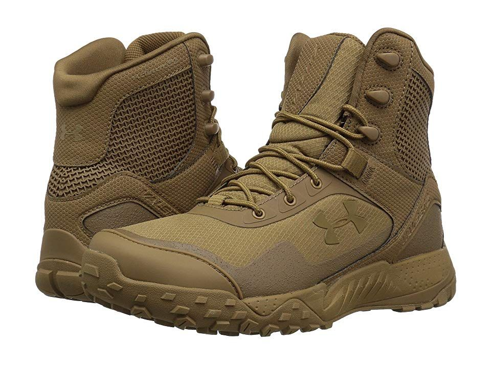 4765ba68d18 Under Armour UA Valsetz RTS 1.5 Women's Boots Coyote Brown/Coyote ...