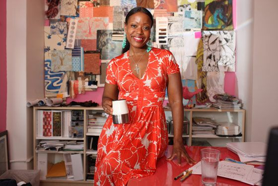 Fashion Designer Tracy Reese Previews Red Rooster, Pairs ...