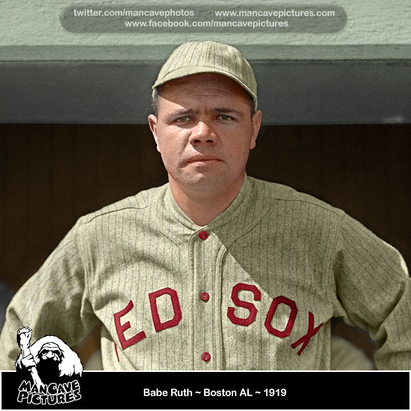 Babe ruth contract-8326