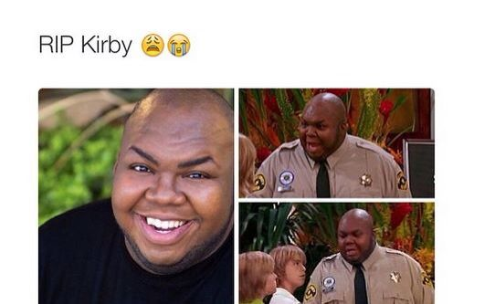 RIP Windell Middlebrooks (Kirby from Suite Life on Deck