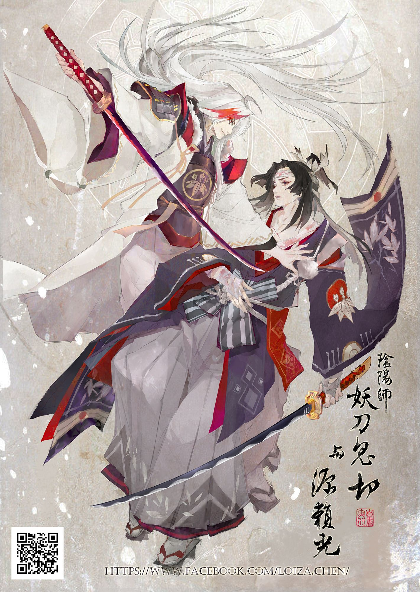 Loiza白晝夜行on Character Art Anime Art Manga Art