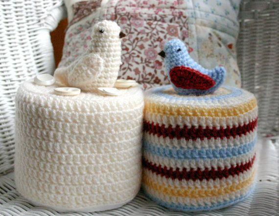 Crochet Toilet Roll Cover Pattern Bing Images Tissue Holders