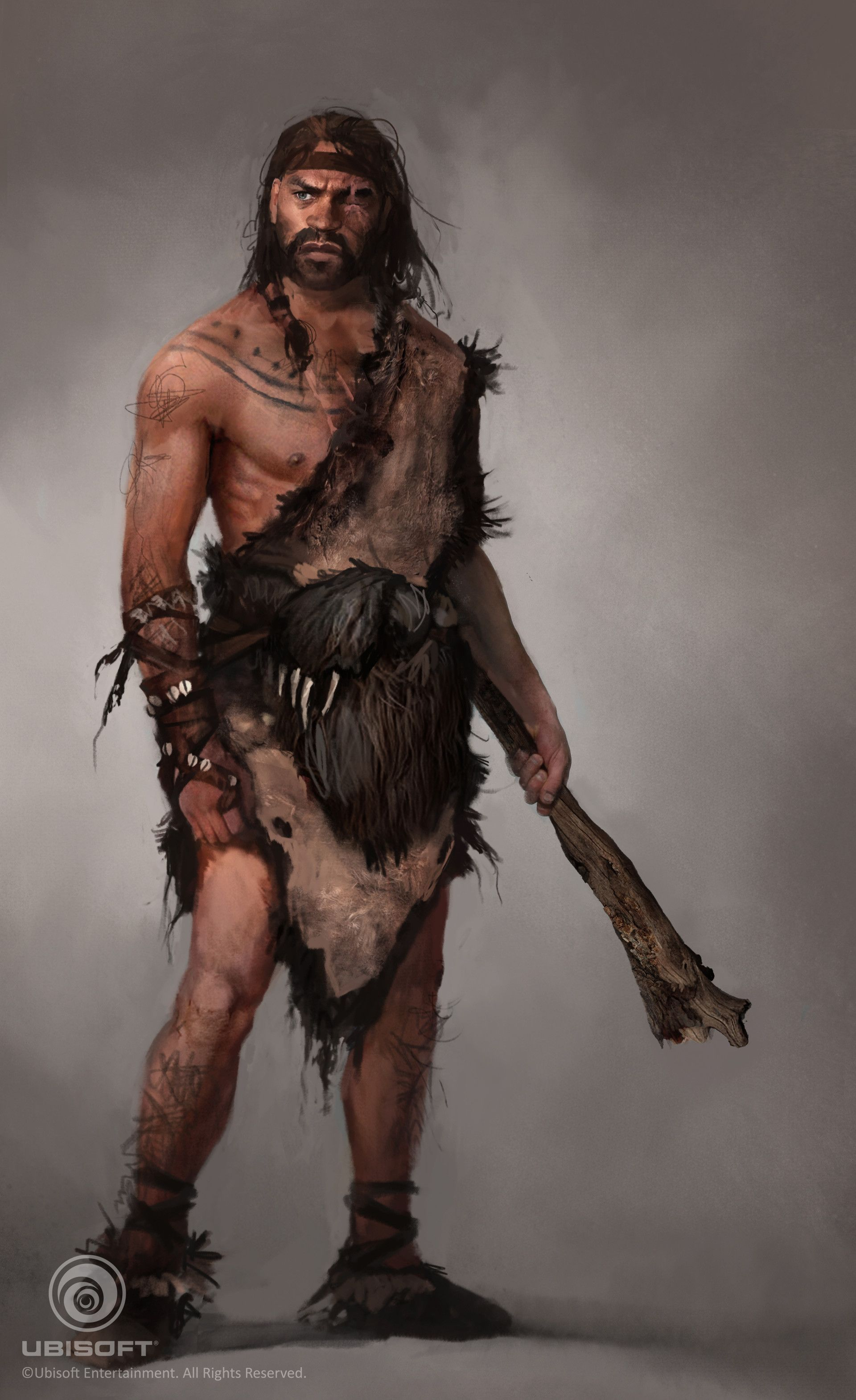 Artstation Characters And Animals Naomi Savoie Far Cry Primal