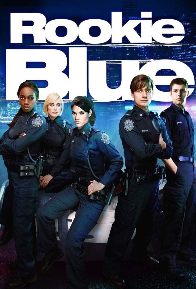 Kickasstorrents Rookie Blue Blue Poster Second Season