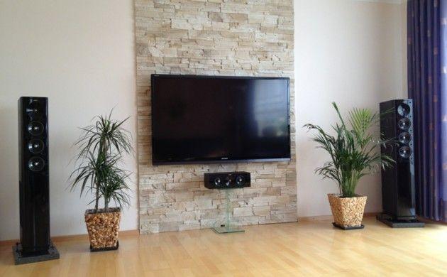 Dekoideen Wohnzimmer Einrichten Beispiele Wohnzimmerwand
