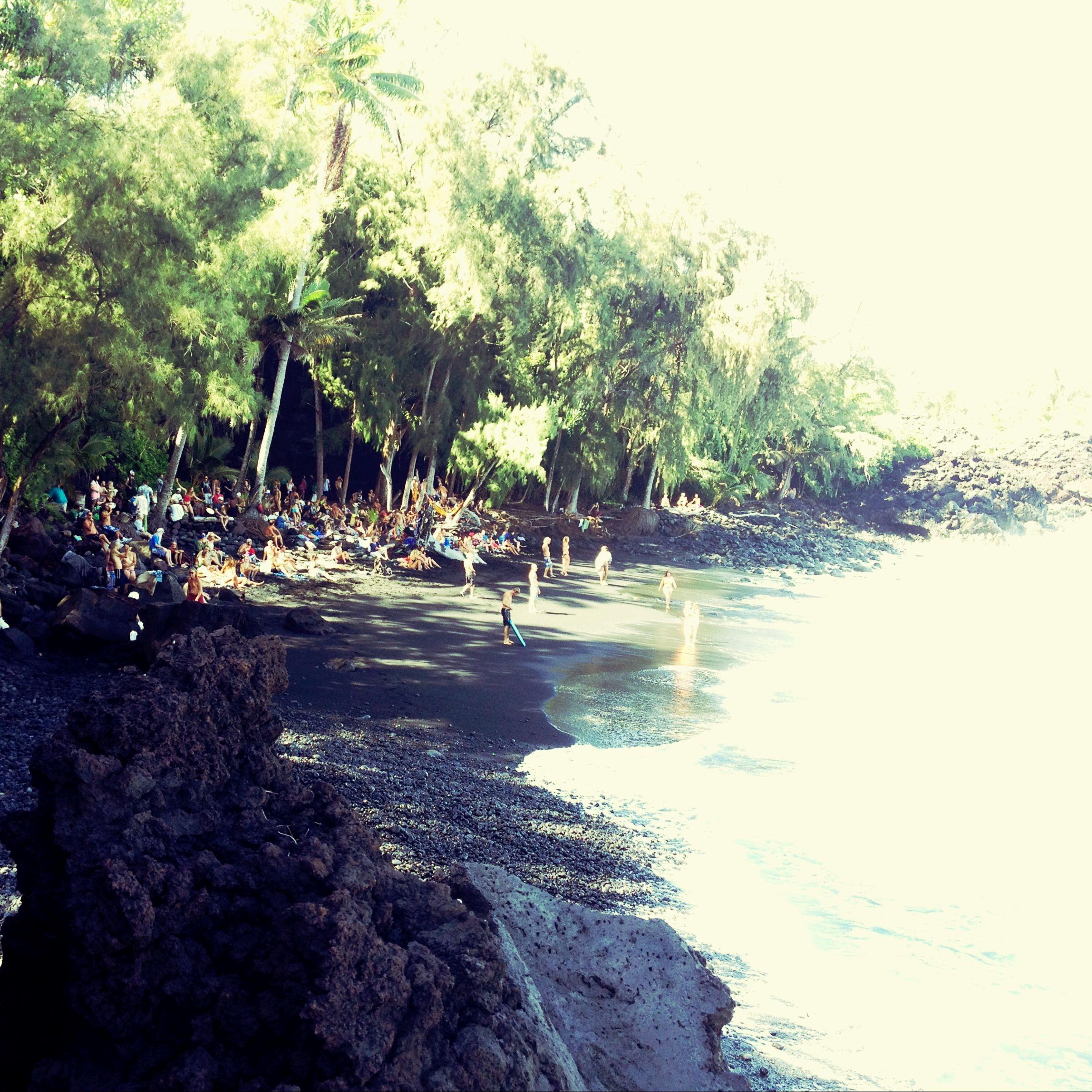 Party Island Beach: Big Island, Trip, Island