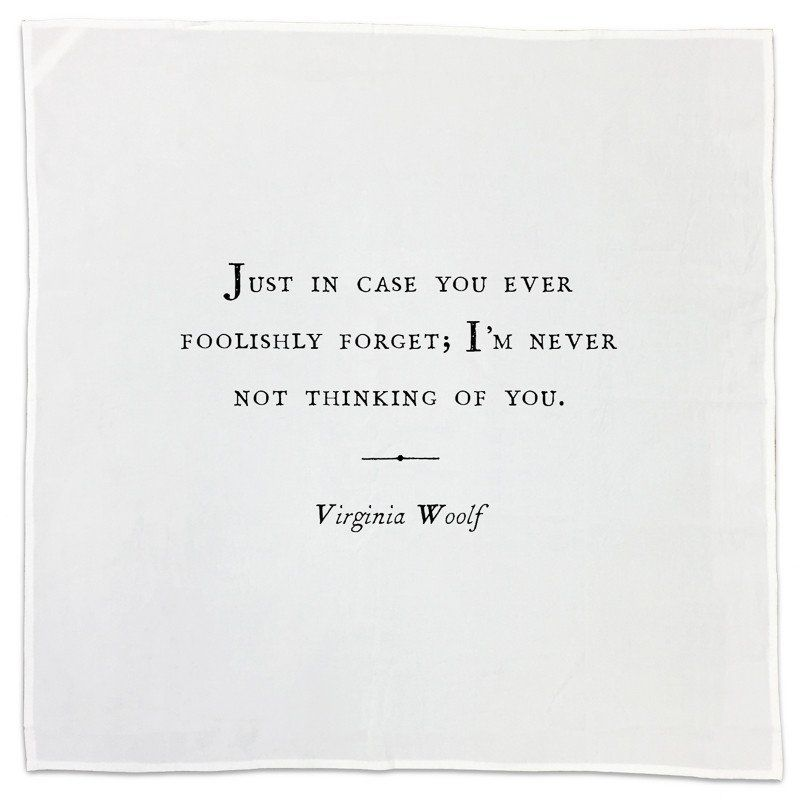 "26"" x 26"" cotton napkins with family quotes. Available in 10 different quotes to buy individually or as a napkin set!"