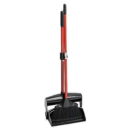 Libman 919 Broom And Dustpan Openlid 11 1 2x11 1 2 By Libman 25 25 Lobby Broom And Dust Pan Overall Lengt With Images Broom And Dustpan Broom Kitchen Cleaning Supplies
