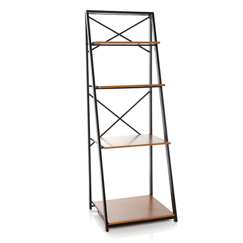 Origami Decorative 4 Shelf Rack At Hsn