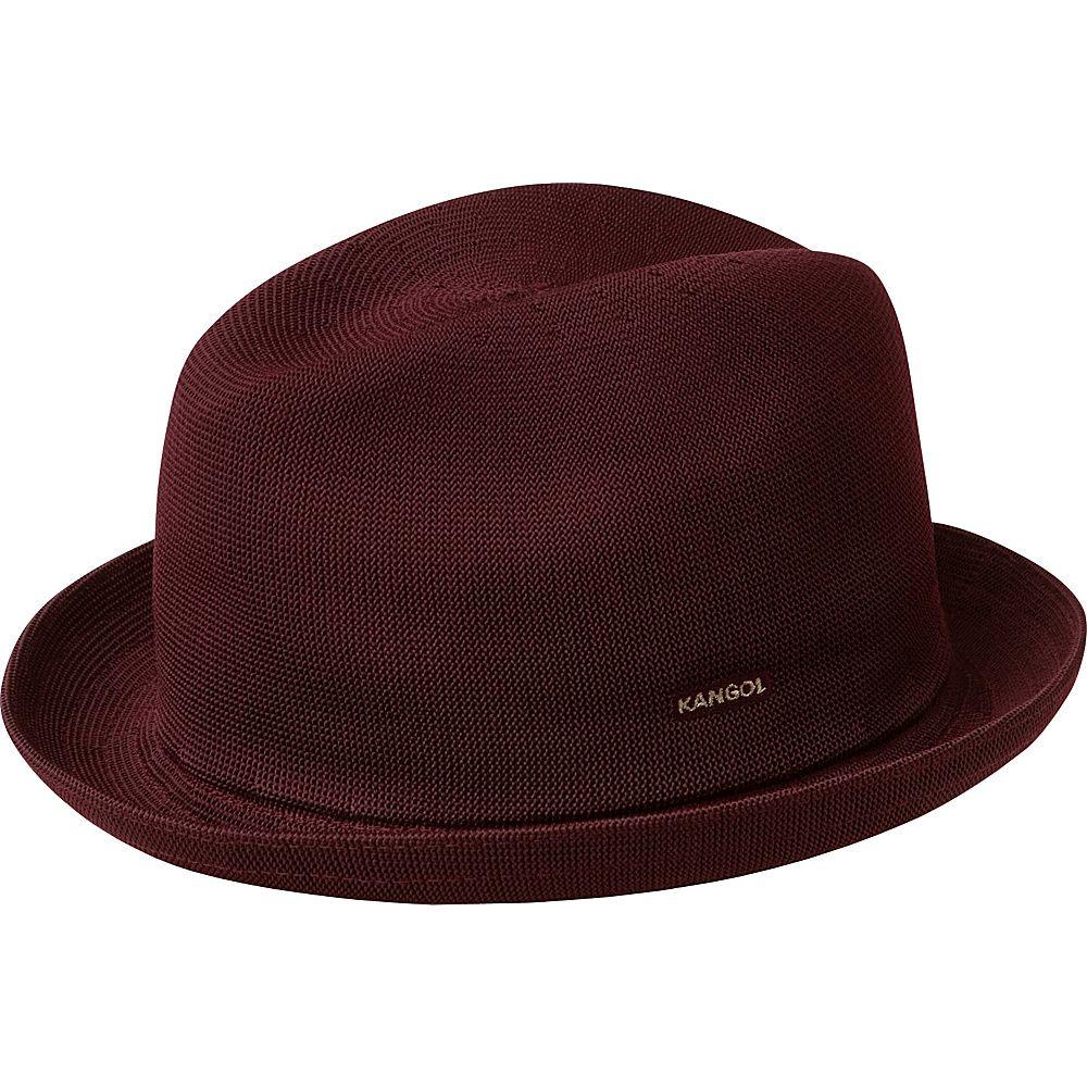 Kangol Mens Tropic Player Fedora Trilby Hat Fedora
