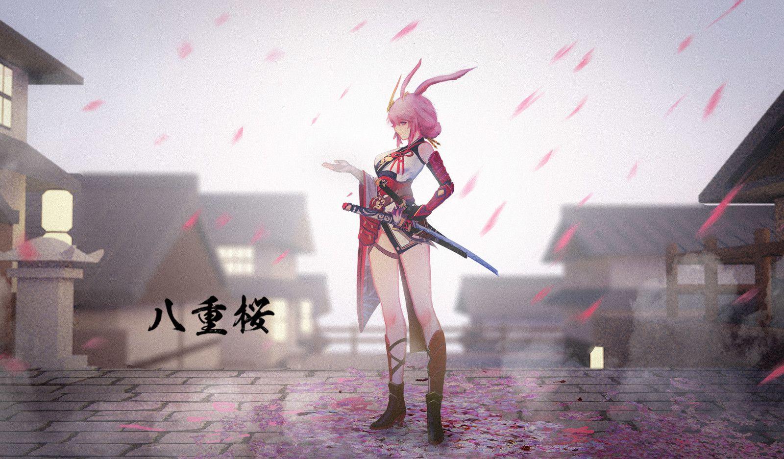 Yae Sakura , A LHBZMTL