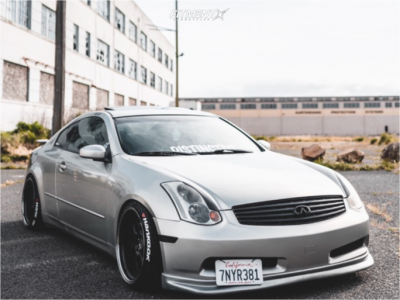 2003 Infiniti G35 Aodhan Ds01 Hankook Ventus H101 Infiniti Vehicles Automotive