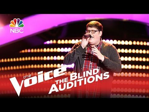 "The Voice 2015 Blind Audition - Jordan Smith: ""Chandelier ..."