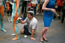 Resultado de imagem para artistas de rua
