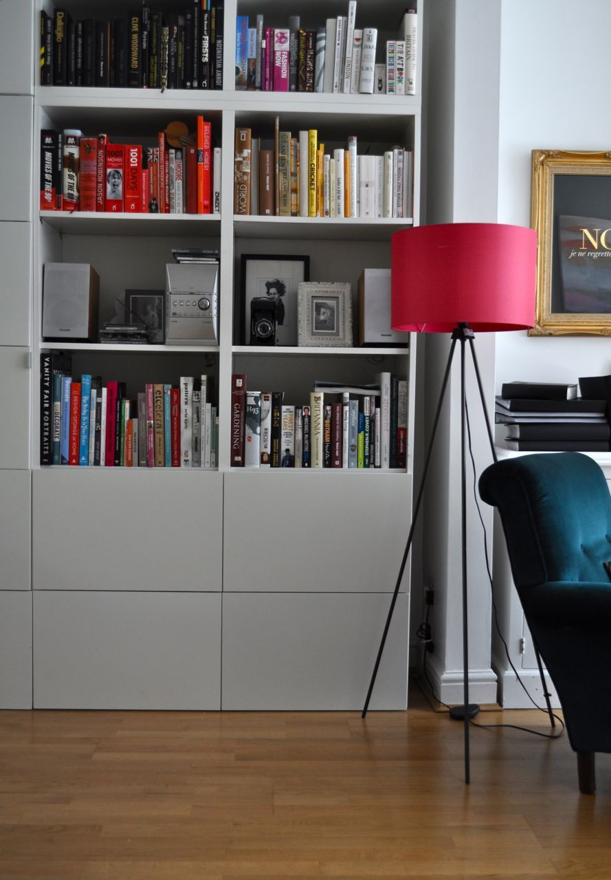 Ikea Home Office Library Ideas: Pin On Dream Bookshelf