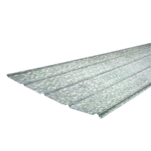 8 L Pro Rib Panel At Menards Roofing Galvanized