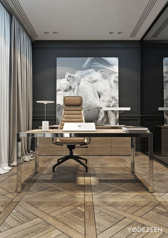 Home Office Design Ideas From The New Work Project Luxury office