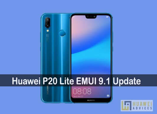 Download Huawei P20 Lite Emui 9 1 Update Ane Lx1 Ane Lx2 Security Patches Samsung Galaxy Phone Software Update