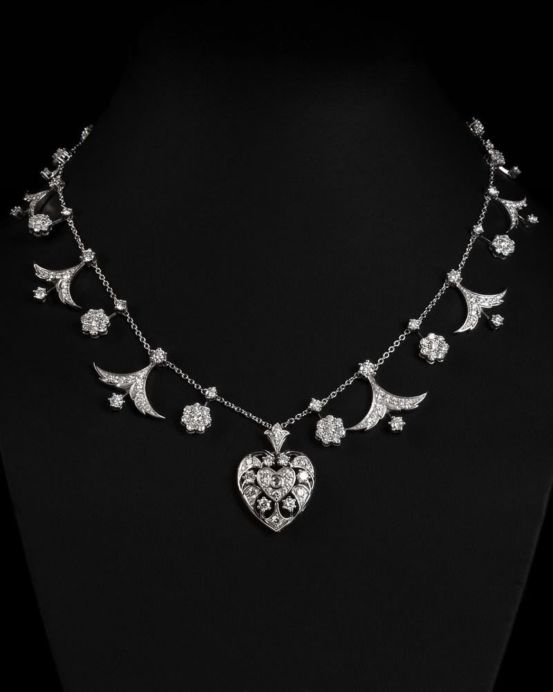 Erickson Beamon diamond necklace! | Bling | Pinterest | Blair ...