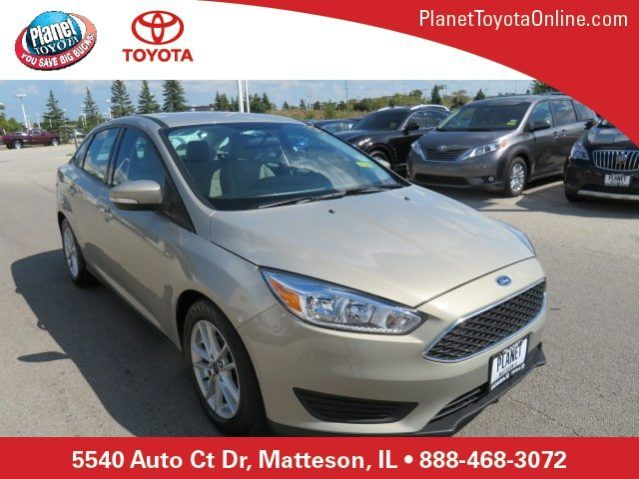 Used Ford Focus For Sale In Matteson Il Ford Focus Cars For