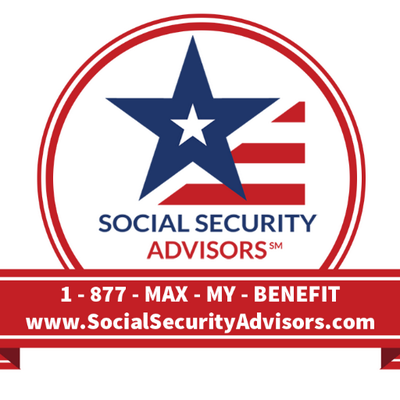 Social Security Adv.   @Social_Security    #SOCIAL SECURITY ADVISORS is committed to helping our clients maximize their Social Security benefits. For more information: http://www.SocialSecurityAdvisors.com    New York, NY     SocialSecurityAdvisors.com      Joined April 2009