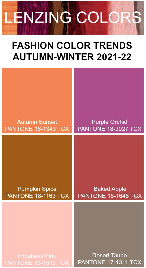 fashion color trends aw 2021 22 color trends in 2020 on 2021 decor colour trend predictions id=37361