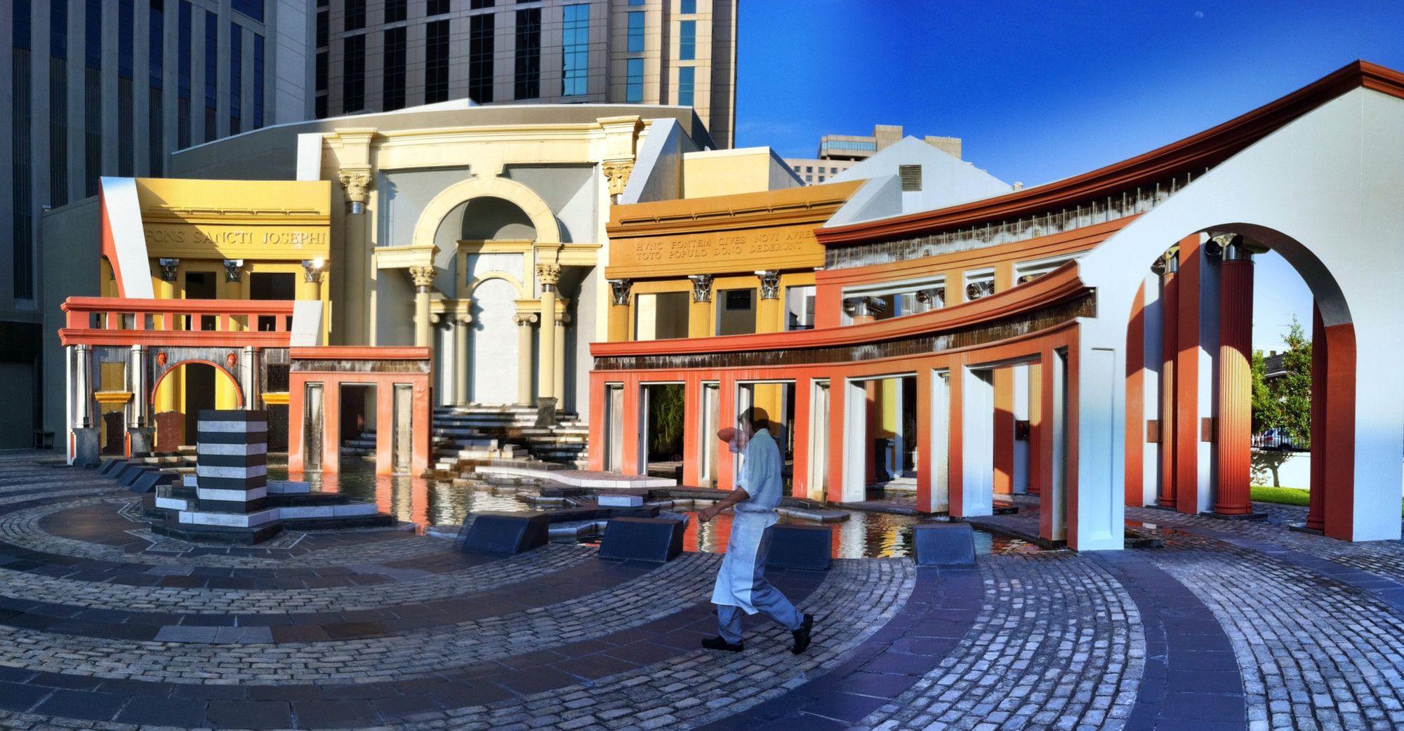 Modern Architecture New Orleans