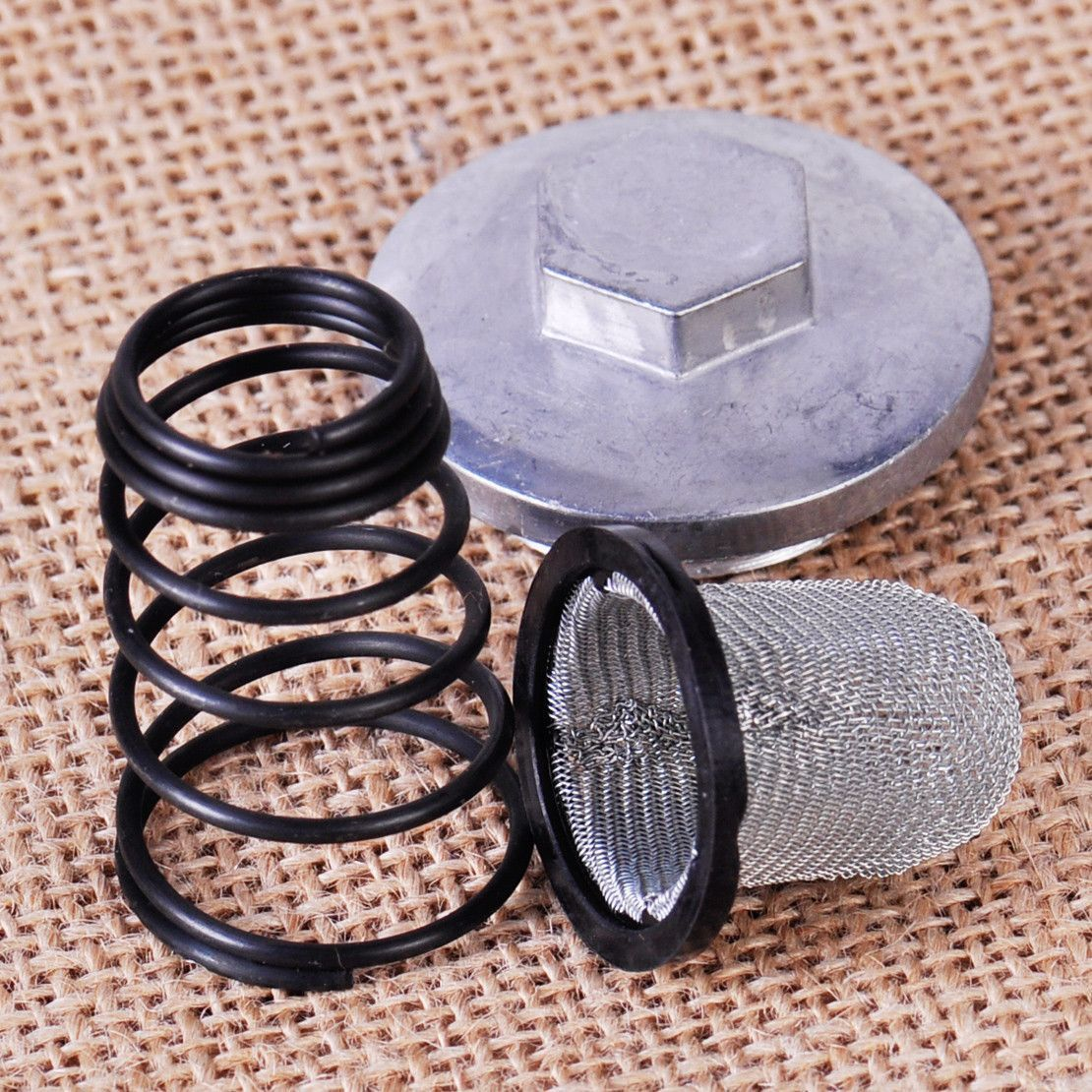 Oil Filter Drain Plug Set Kit fit for GY6 50cc 125cc 150cc