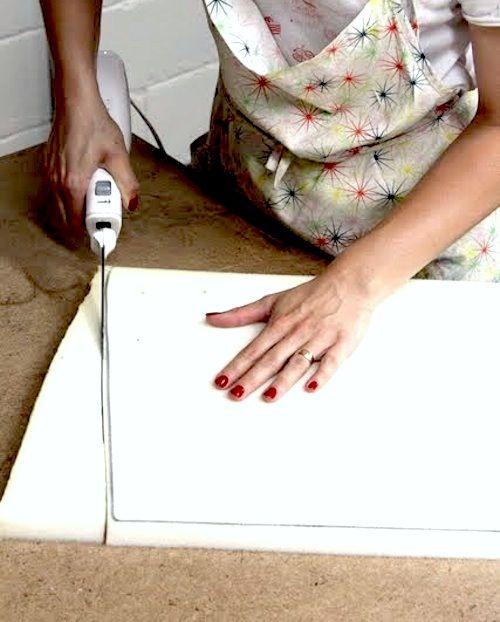 Cutting Foam