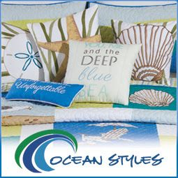 ocean styles decor