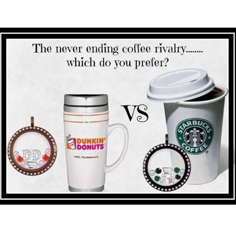 Coffee Inspired Lockets Origami Owl Awesome Which Do You Prefer