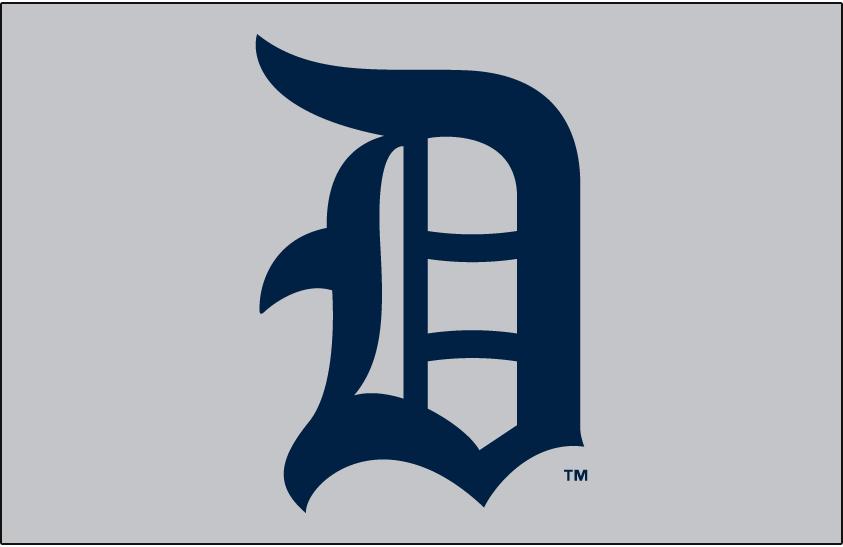 Detroit Tigers Jersey Logo (1917) -