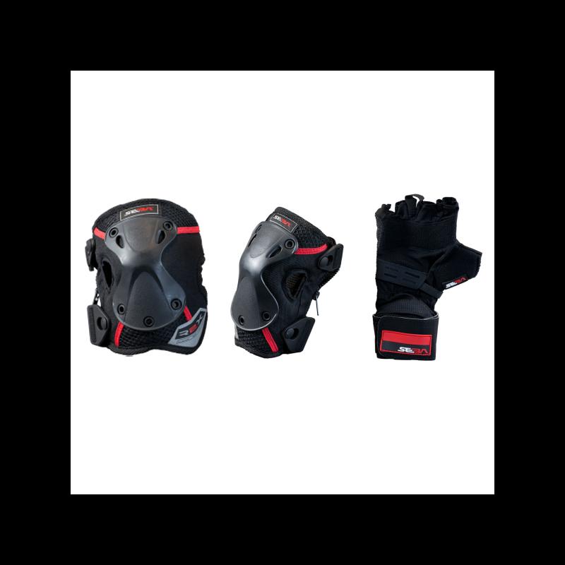 Edge Seba Protec Pack 3 Pro Vibram Sneaker Sneakers Shoes