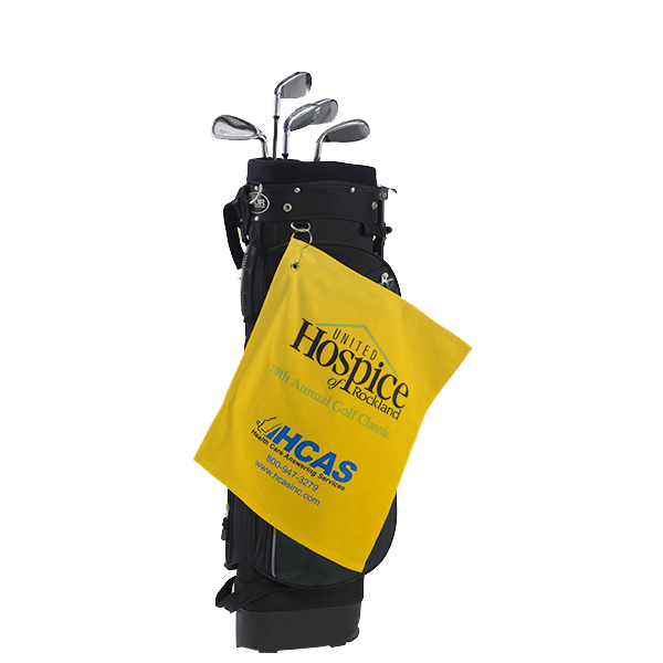Terry Velour Golf Towel 15″x18″ EV1404CL/TR #Promotional #Towel #Golf #PromotionalProducts #GraphicDesign