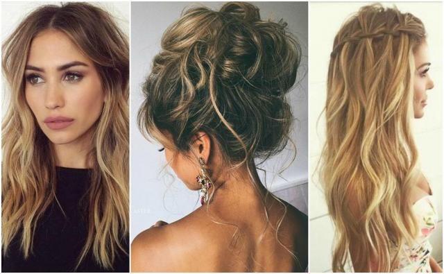 Włosy Lekko Kręcone Którą Fryzurę Wybrać Włosy