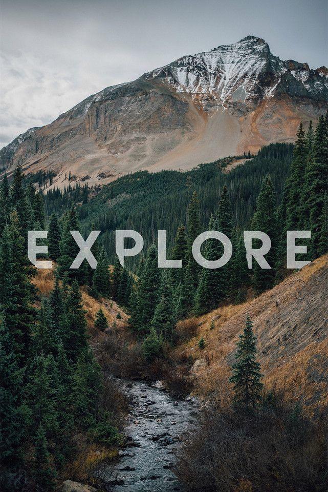 Trout Lake Colorado Telluride October 2016 Explore