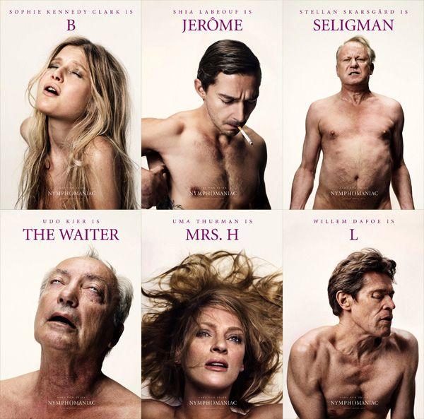 Nymphomaniac Lars Von Trier Lars Von Trier Movie Guide Cinema Film Love