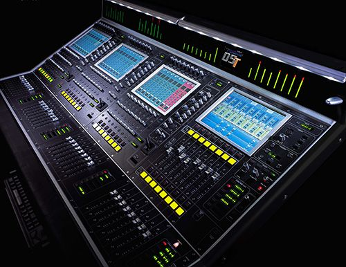 digital mixer boards one glance at the innovative control surface tells you that this is a. Black Bedroom Furniture Sets. Home Design Ideas
