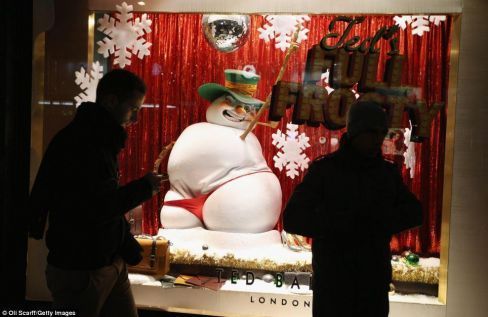 What's in your window? The art of festive window displays | The Drum