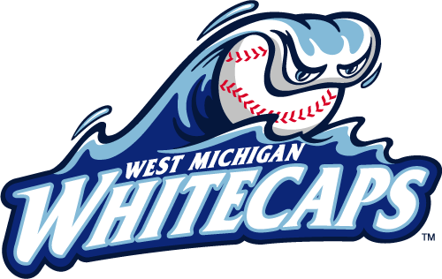 another minor league baseball logo baseball logos pinterest rh pinterest com Whitecaps Baseball Hat Whitecaps Baseball Uniforms