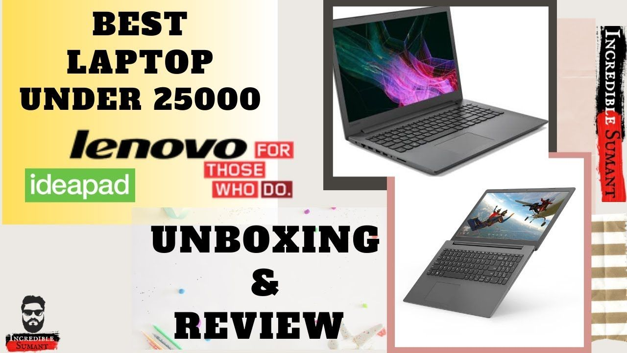 Lenovo Ideapad 130 15ikb Laptop Unboxing Low Budget Laptop Lenovo Ideapad Lenovo Budget Laptops