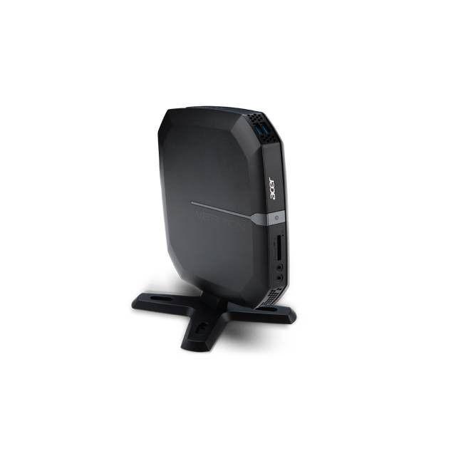 Acer Veriton 4 VN4620G-I5333X Intel Core i5-3337U 1.8GHz/ 4GB DDR3/ 500GB HDD/ No ODD/ Windows 7 Professional or Windows 8 Pro Desktop PC (Black)