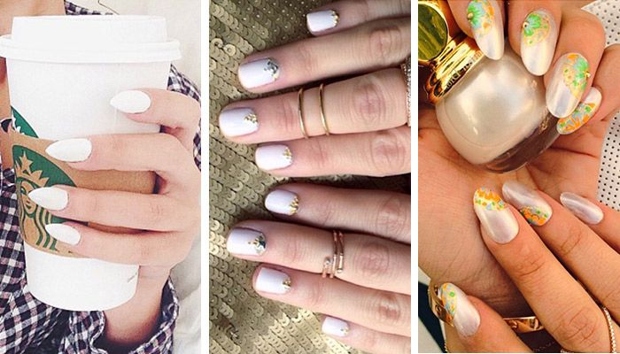 Spring's Top Nail Trends, Straight From a Pro