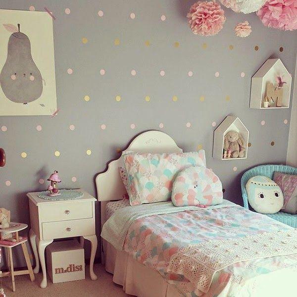 Ideas deco habitaciones infantiles de estilo n rdico para for Habitacion infantil estilo nordico