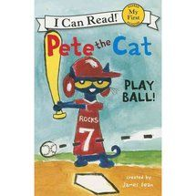 My First I Can Read Pete The Cat Play Ball Paperback Walmart Com Pete The Cat Pete The Cats Play Ball
