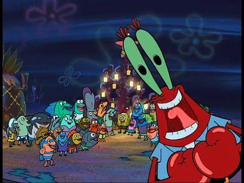 Spongebob Christmas Special.Very First Christmas Song From Spongebob Christmas Special M