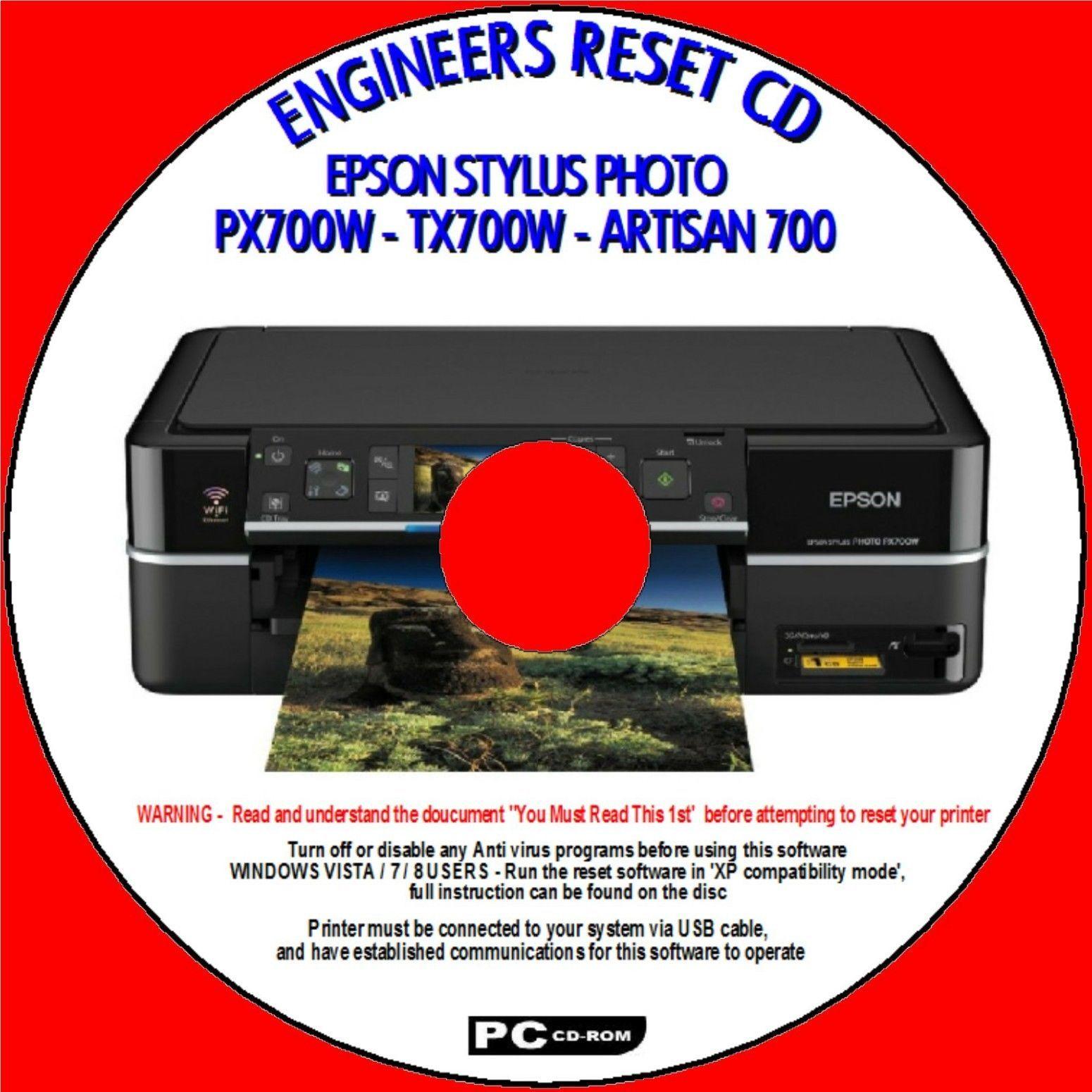 Epson kitchen printer   GBP  Epson PxW TxW u Artisan  Printer Waste Ink Pad