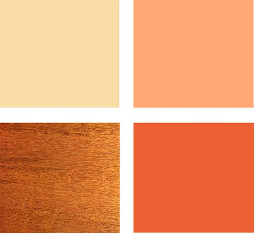 Sample Palette This Happy Palette Would Be Great For A Bedroom Located In A Cooler Climate Or Where Cloudy Bedroom Color Schemes Bedroom Colors Orange Palette