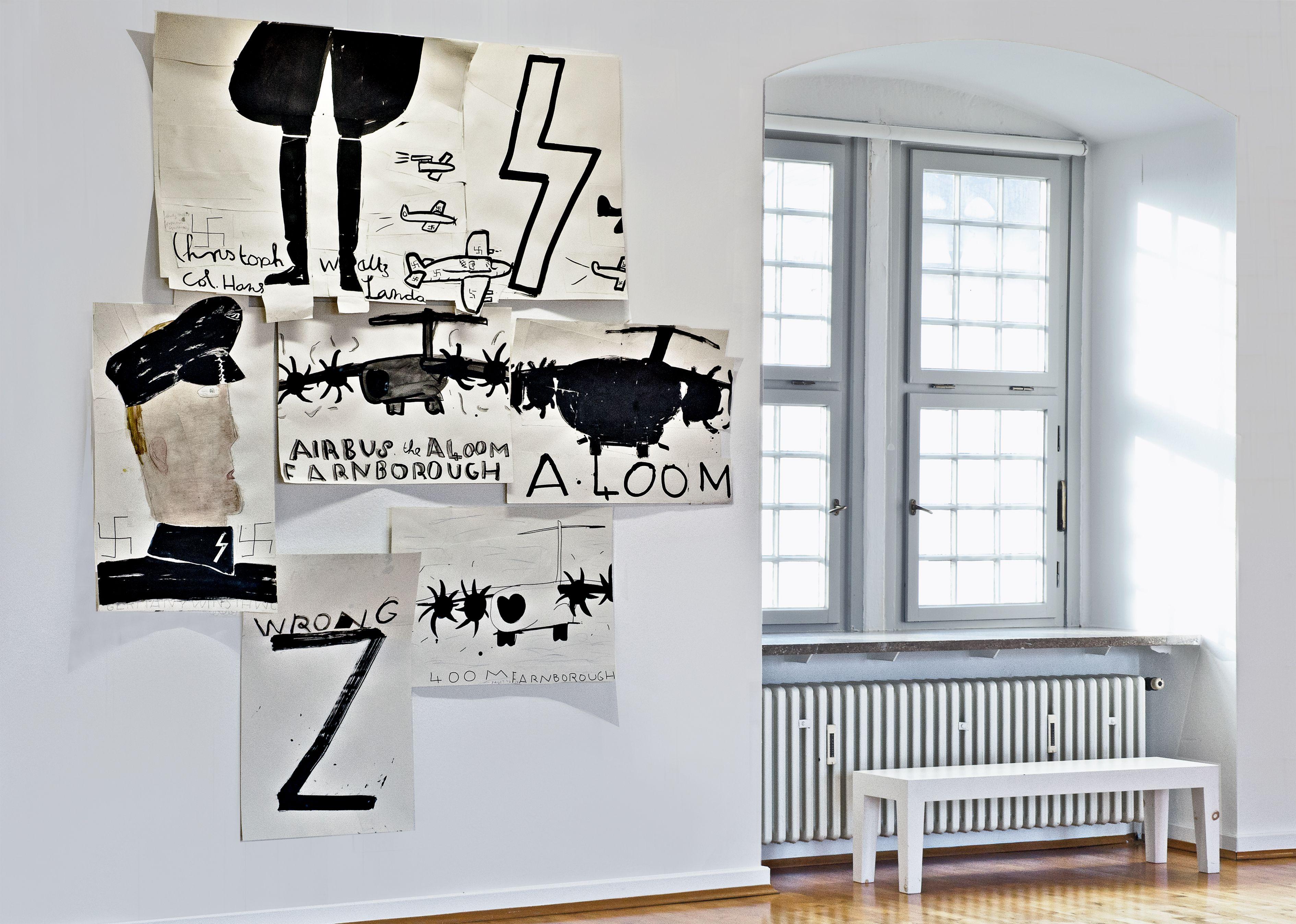 Http Www Staedtische Galerie Wolfsburg De I Exhibition Images Image 1670 0 Jpg Rose Wylie Wylie Rose