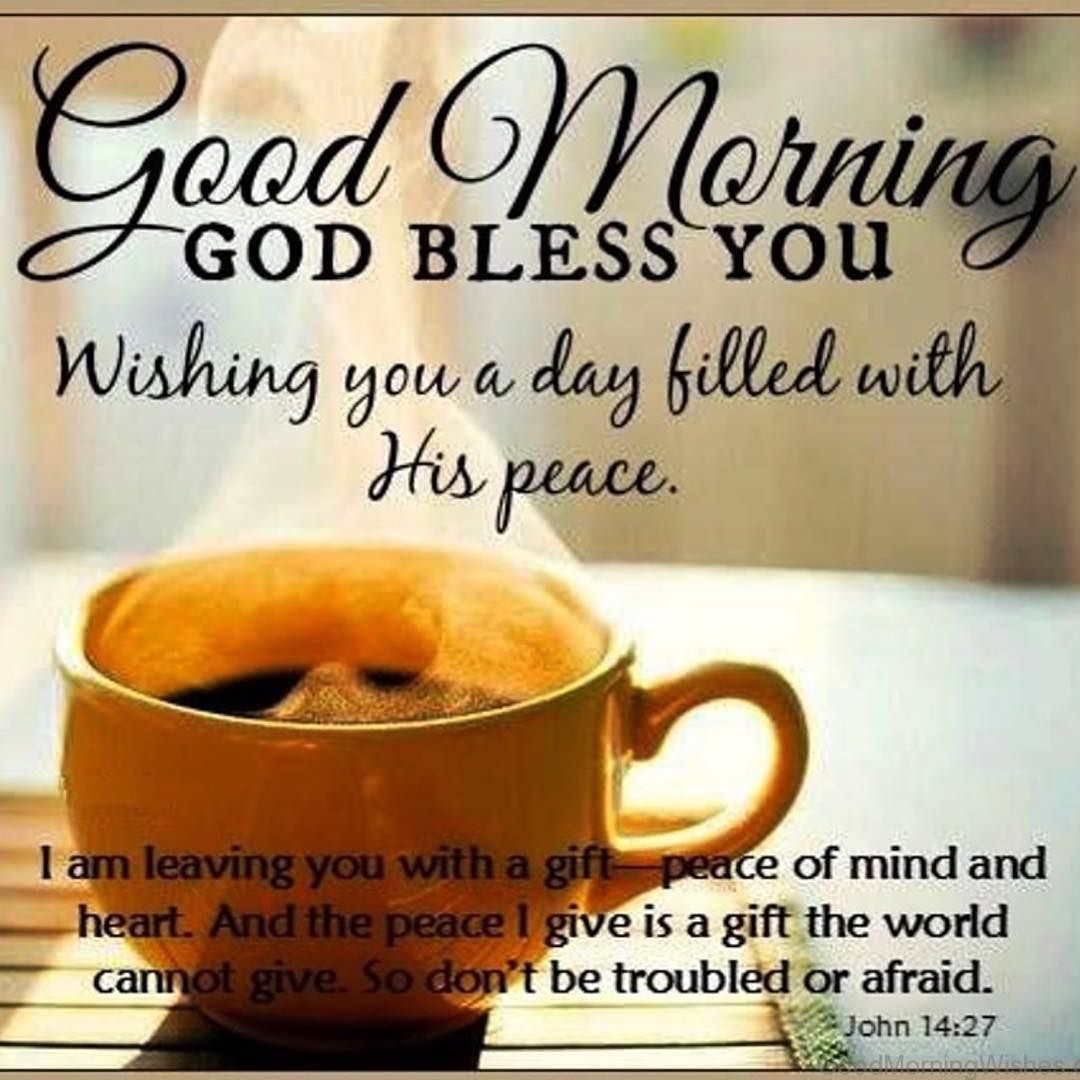 Good Night Peeps Quotes: Morning Peeps! Have A Blessed Day! #GodLovesYou